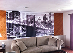 Eazywallz wall mural customer example 26