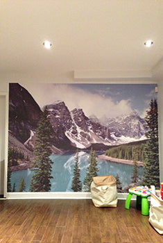 Eazywallz wall mural customer example 31