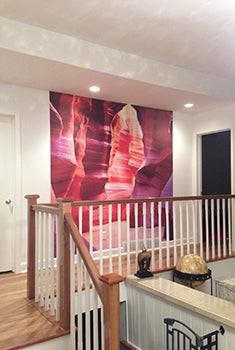 Eazywallz wall mural customer example 35