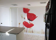 Eazywallz wall mural customer example 5