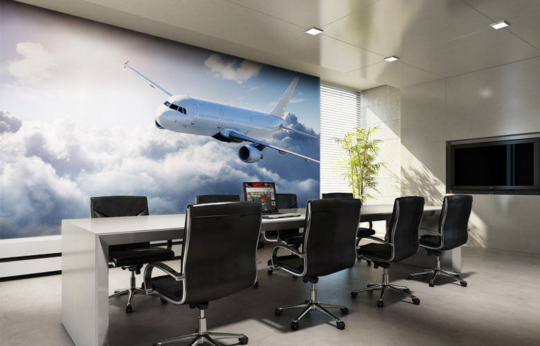 Wall mural ideas for corporate offices eazywallz for Corporate mural