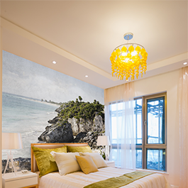 Hotel Wall Mural