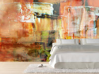 Abstract Art Wall Mural-Abstract-Eazywallz