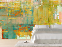 Abstract Composition Wall Mural-Abstract-Eazywallz