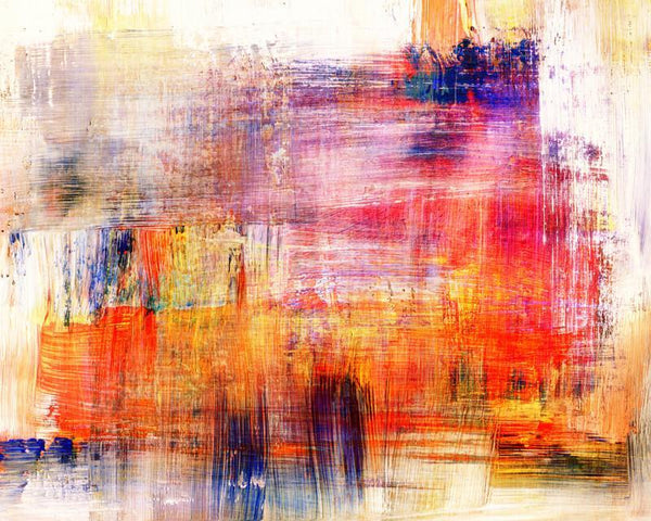 Abstract Painting Wall Mural Part 17