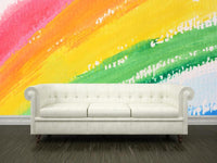 Abstract watercolor background Wall Mural-Abstract-Eazywallz