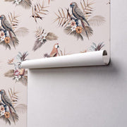 Golden Macaw Removable Wallpaper-wallpaper-Eazywallz
