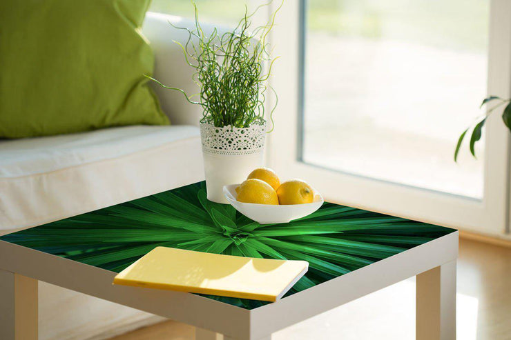 Green Plant Table Skin-Table Top Wrap-Eazywallz