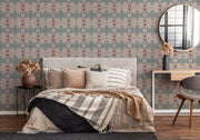 Grey Boho Removable Wallpaper-Wall Mural-Eazywallz