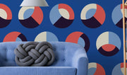 Sentempa Moons Removable Wallpaper-Wall Mural-Eazywallz