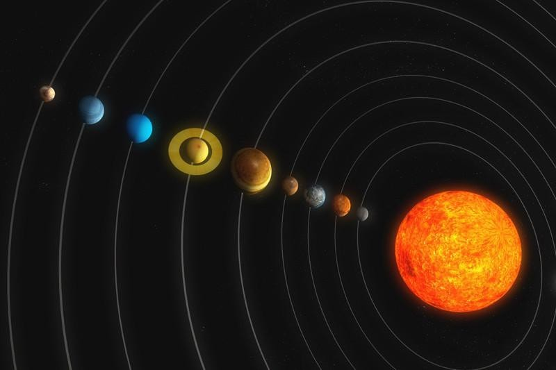 Great ... Solar System Wall Mural Space Eazywallz ... Images