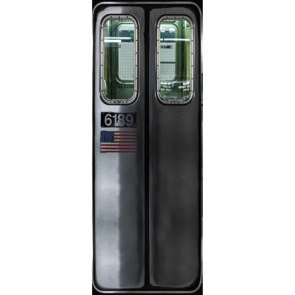 Subway Door Mural-Buildings & Landmarks,Cityscapes-Eazywallz