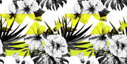 Wild Yellow Flower Table Skin-floral-Eazywallz