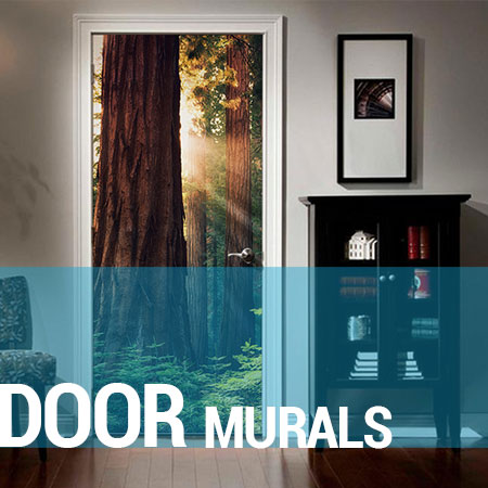 Check out our Unique Door Murals!