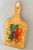 Hand Painted Wooden Cutting Board (Assorted)