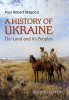 History of Ukraine -The Land and Its People, 2nd edition