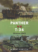 Panther vs T-34. Ukraine 1943