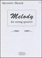 Melody for String Quartet