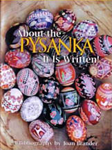 About the Pysanka, It Is Written!