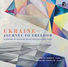 UKRAINE - JOURNEY TO FREEDOM 2CDs
