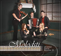 Molodtsi, Ukrainian Dance Melodies 2