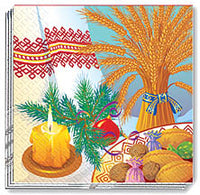 Didukh Ukrainian Kitchen Napkins