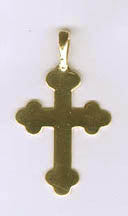 Gold Cross 14K