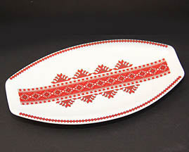 Small appetizer PLATE 8.25x4.75