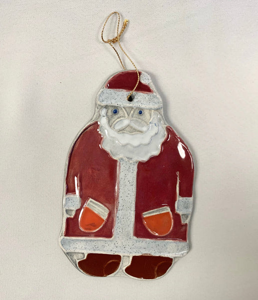 Ceramic Mykolay Ornament