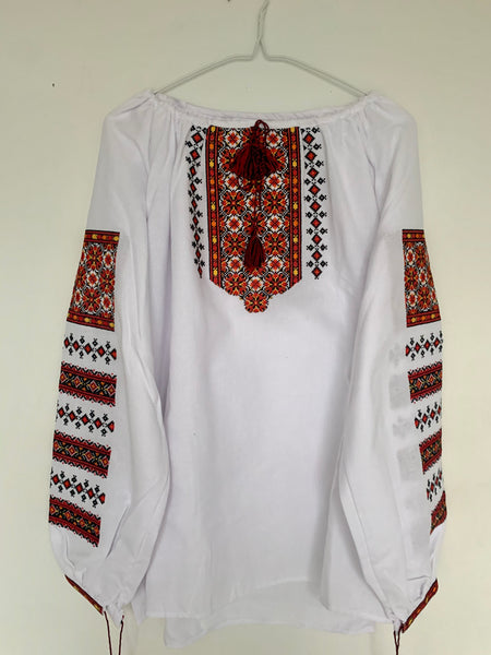 Richly Embroidered Ladies Blouse