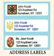 Address Labels (320)