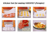PEROGIE MAKER (large) 18 pcs.