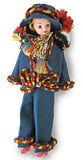 Hutsul Boy Doll Ornament  6.5 in.