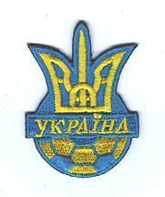 Ukrainian Soccer Patch