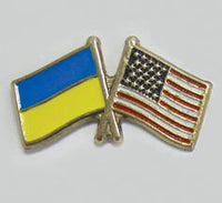 Ukraine/USA Pin