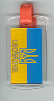 Ukraine Luggage Tags