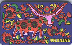 Ox Art Magnet PVC