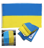 Flag of Ukraine - 3 x 5 ft.