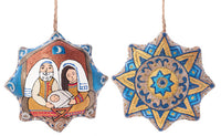 Holy Family Star Ormanent