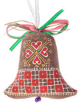 Easter Bell #2 Ornament