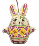 Baby Girl Rabbit Ornament