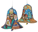 Three Kings Bell Ornament