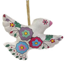 Borshchiv Bird Ornament