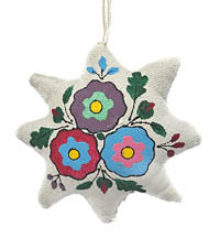 Borshchiv Star Ornament
