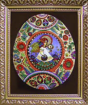 Pysanka with Angel 8x10