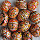 Little Jewels Pysanka