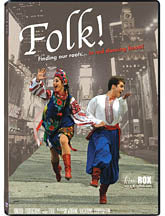 FOLK! Finding Our Roots in Red Dancing Boots!