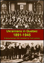 Ukrainians in Quebec 1891-1945