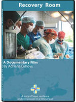 RECOVERY ROOM - Documentary DVD