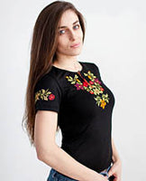 Ladies Zolota Osin Short Sleeve Tshirt